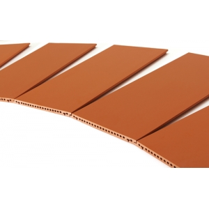 LOPO Classical Red Terracotta Panel System