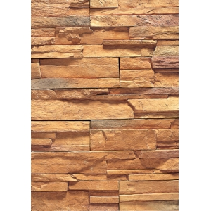 Stacked Ledgestone Cultured Stone for Wall Cladding