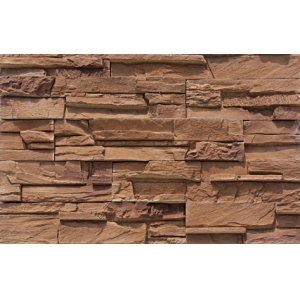 House Outdoor Faux Stone Panels