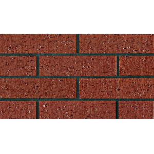 Dark Red Terracotta Split Wall Tiles