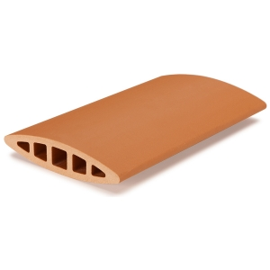 Construction Material Terracotta Louver Cladding