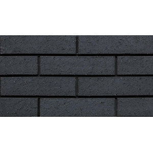 Black Color Terracotta Wall Claddings