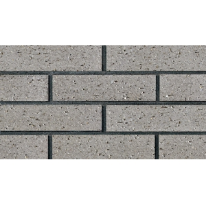 Environmental Gray Exterior Brick Veneer