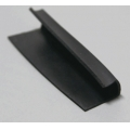 Tiras de sello de goma EPDM negro terracota Panel
