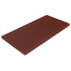 Arcilla durable hecho paneles de pared exterior